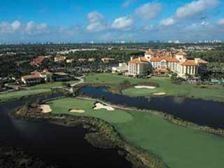 Tiburon Naples Fl community golf course
