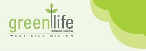 Greenlife condominium West Side | Milton