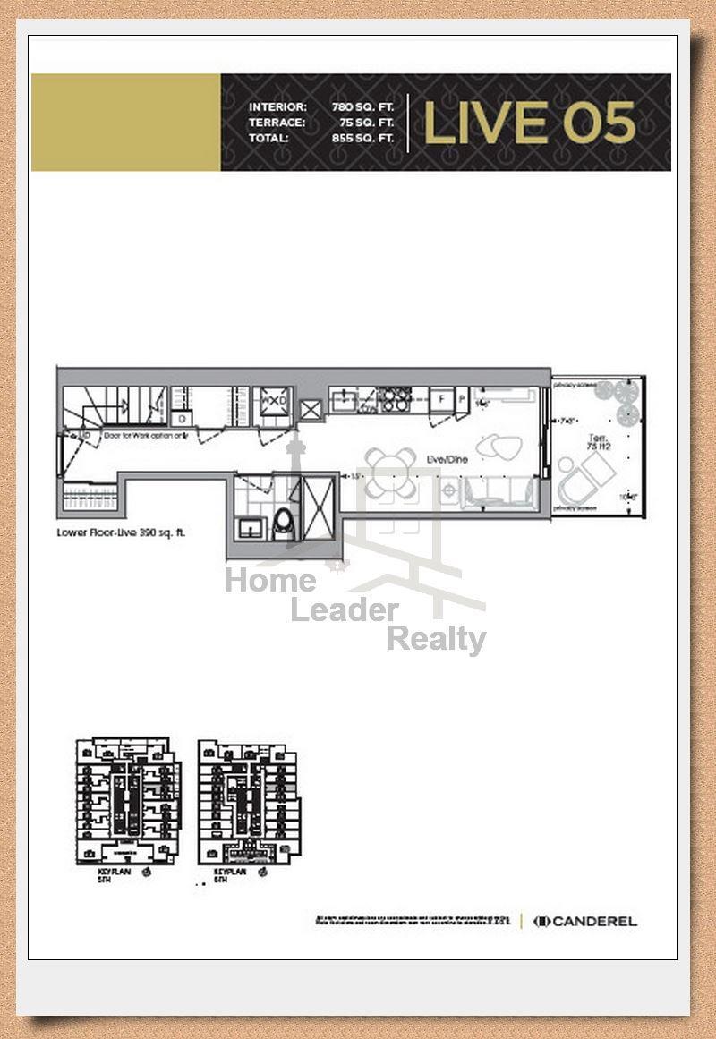 yc condo floor plans | TheFloors.Co