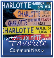 Favorite Charlotte Communities
