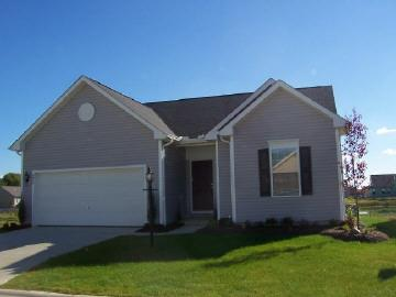 6059 Greenview, North Ridgeville, Ohio 44039, new construction, Ryan Home, 2 Bedroom, 2 Bath Ranch