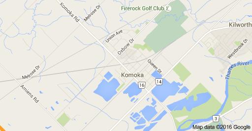 Komoka Ontario