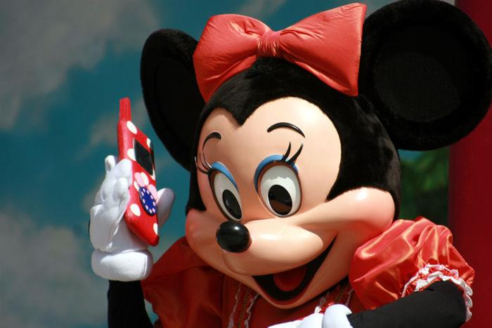 Minnie Disney's Hollywood Studios