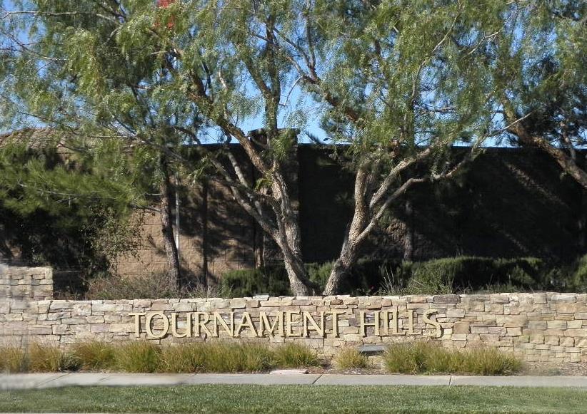 Tournament Hills in Beaumont California