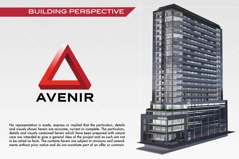 Avenir Building Perspective