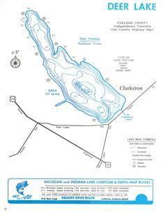 Oakland County Lake Maps.Waterfront Homes for sale,search lakefront on