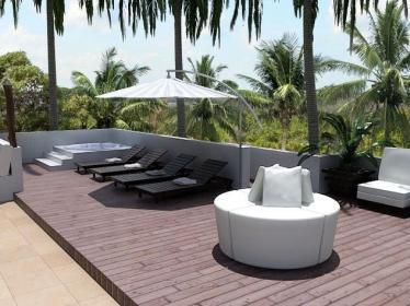 Penthouse - Roof Top Solarium