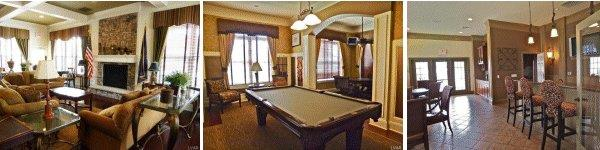 Event Room, Billiard Room, Bar Area