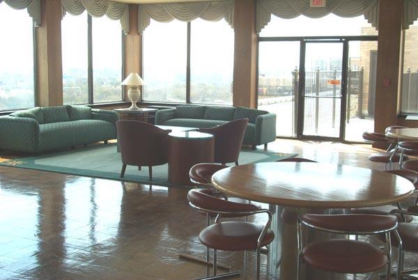 Skyline House Party room