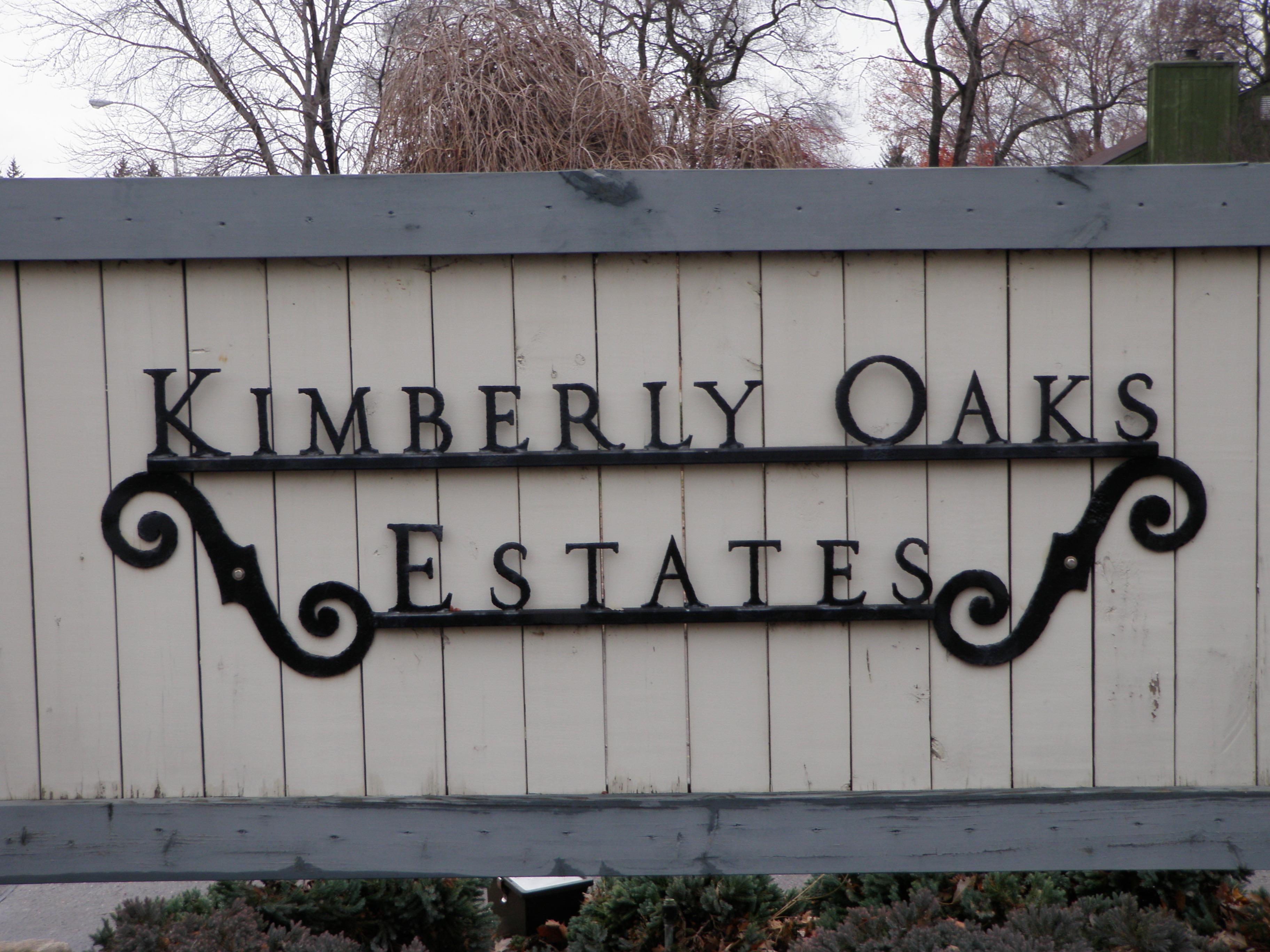 Kimberly Oaks Estates Livonia Michigan