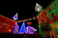 Disney's Hollywood Studios, Osborne Family Spectacle of Lights