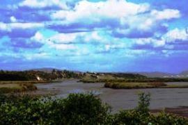 The Sado Estuary adjacent to Aldeia da Comporta Portugal