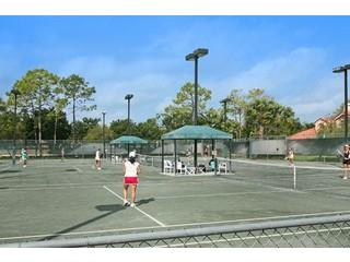 Villages of Monterey Naples Fl tennis courts