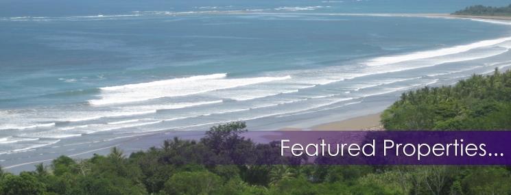 Featured Puntarenas Real Estate