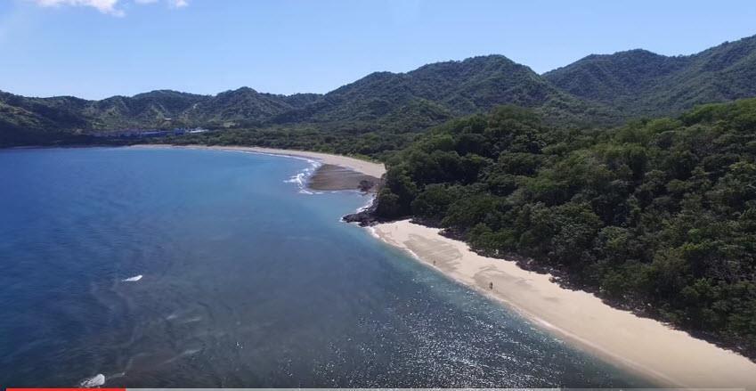 Playa Matapalo Is One Of The Prettiest Beaches In Guanacaste And Has Become A Very Por Location Last Few Years Five Ago Riu Hotel