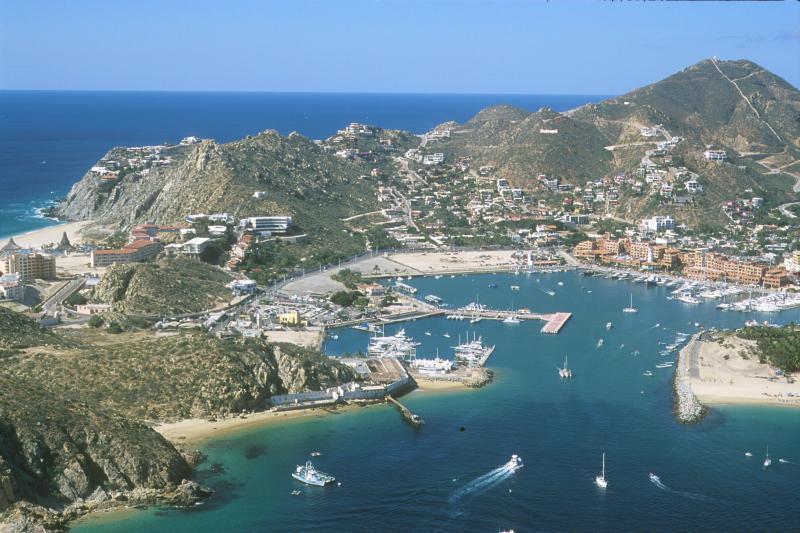 Cabo San Lucas Marina & Pedregal