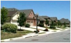 A view of the Star Ranch neighborhood in Hutto