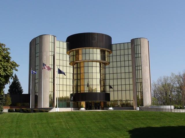 Livonia Michigan Real Estate Agent Picture City Hall