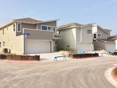 New homes in the Enclave on Cooper Lane 78745