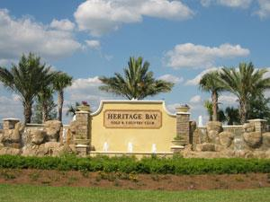 Heritage Bay Naples Florida