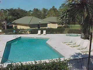 Eagle Creek Naples Fl community pool