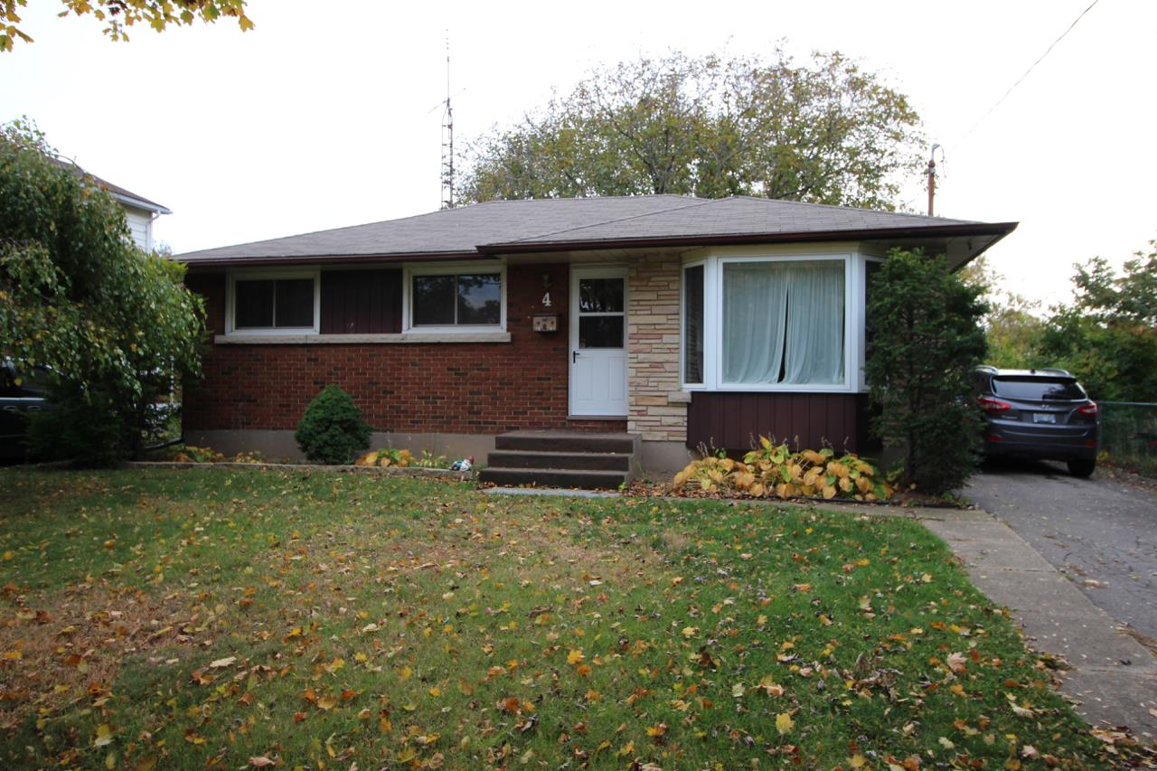 Northend St. Catharines real estate for sale, bungalow, 4 Edward Ave., Jon Wellington sales representative, Coldwell Banker Momentum