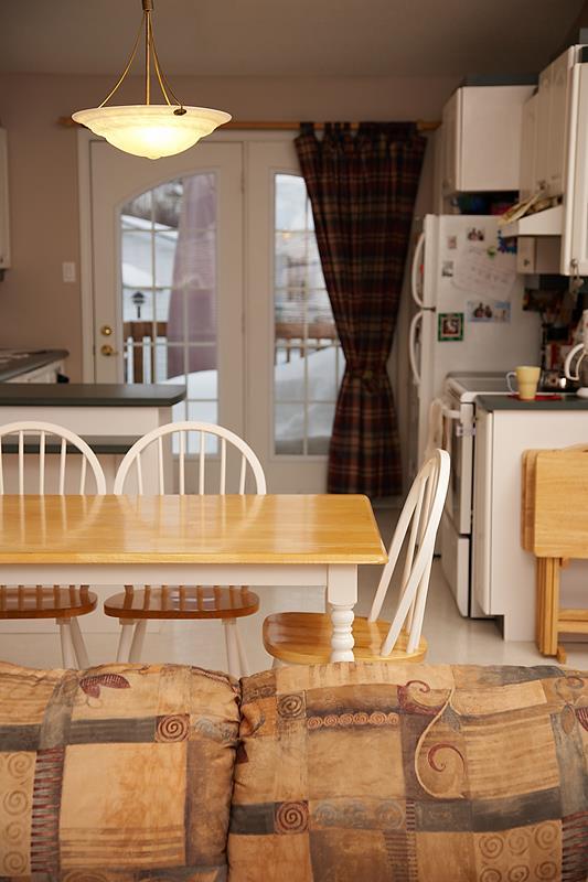 Change old lights selling Massachusetts home