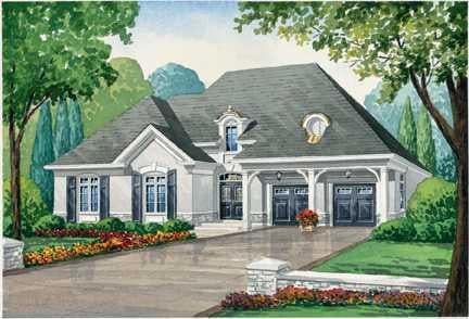 OAKVILLE NEW CUSTOM BUILT BUNGALOWS