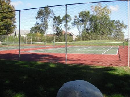 oxford lake tennis courts oxford michigan