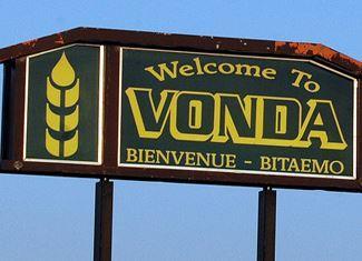 Town of Vonda