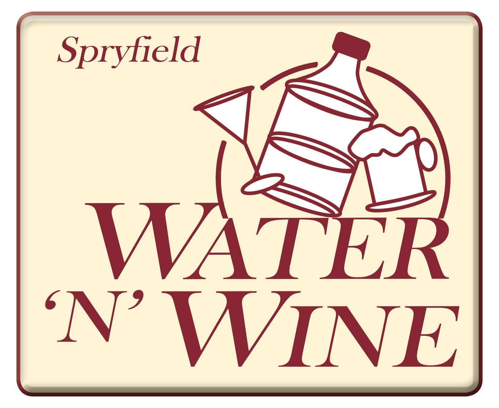 Spryfield Water 'n Wine