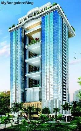 UB City Residences Vittal Mallya Road