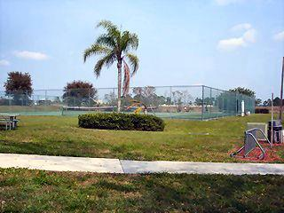 Orange Tree Naples Fl neighborhood tennis courts