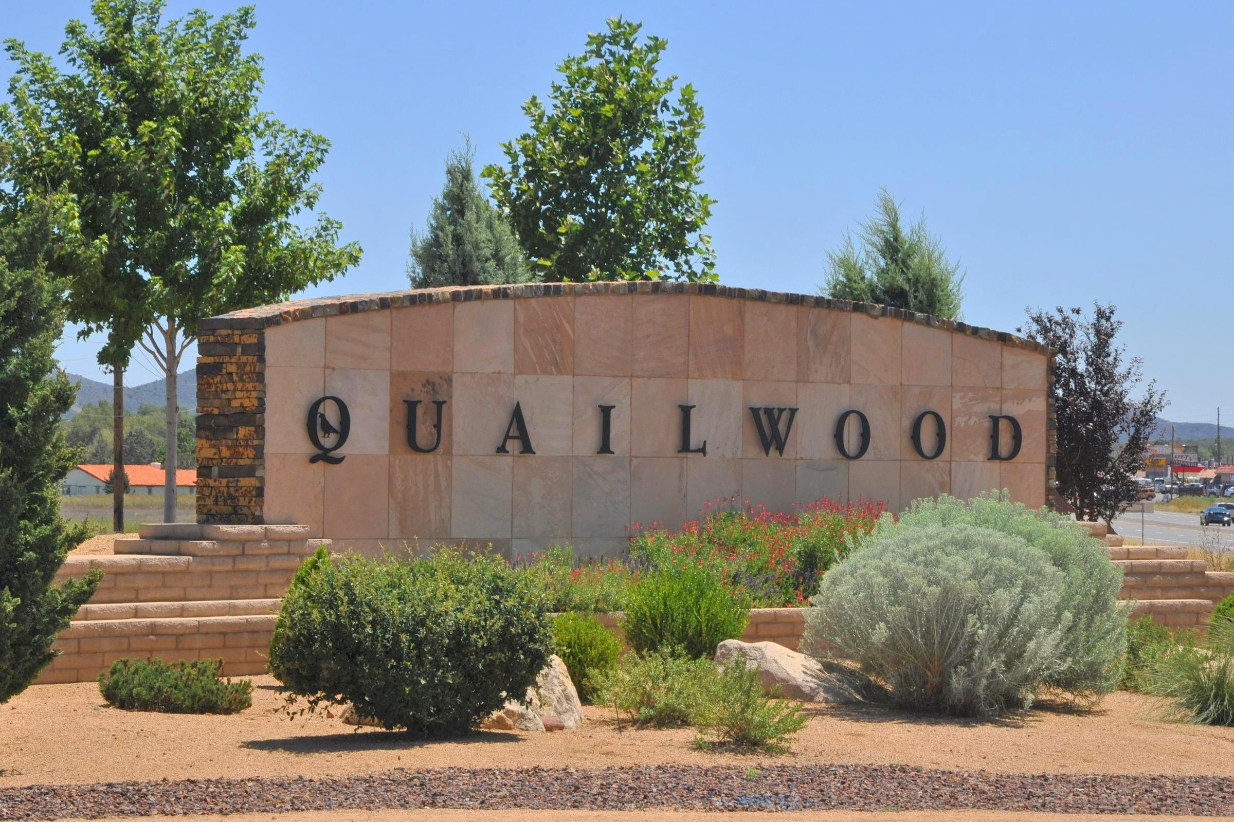 Homes for Sale Quailwood Prescott Valley