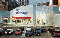 Tunnel Duty Free shop plaza