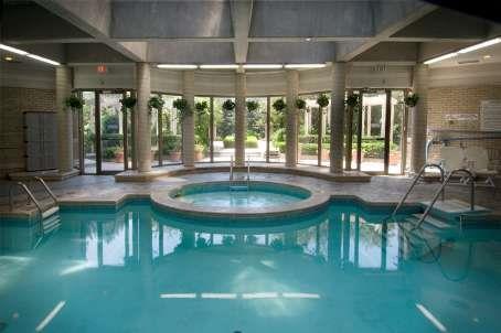 The Mansion condominiums 45 Kingsbridge Garden Cirlce and  55 Kingsbridge Garden Cirlce swimming pool