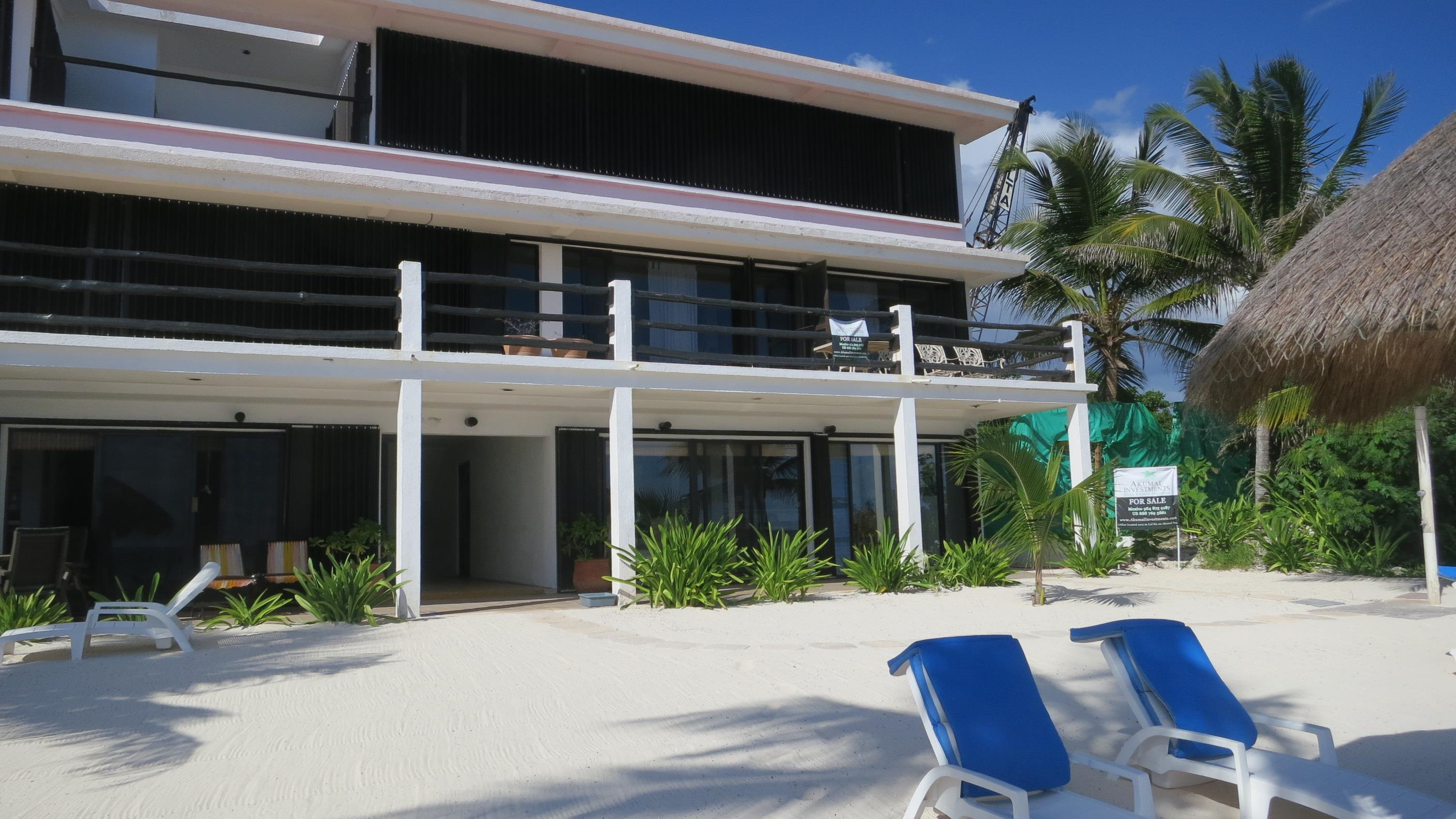 Yool Caanal Condo for Sale Akumal Half Moon Bay
