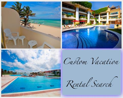 Vacation Rentals Playa del Carmen