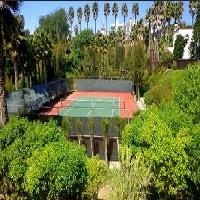 REAL DEL MAR TENNIS COURT