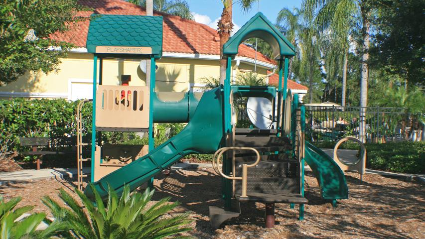 Emerald Island Play Area