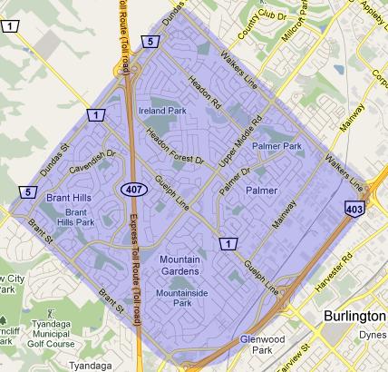 Northwest Burlington Homes for Sale