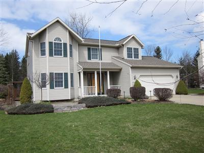 34026 Gregory, North Ridgeville, Ohio, 44039, SOLD HOME, 4 bedroom, 2.5 bath colonial, 1/3rd acre treed yard, finished basement, great room
