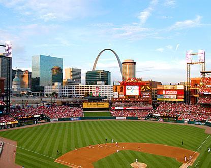 The New Busch Stadium-St. Louis