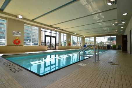 Eve condominium's indoor pool