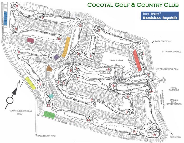 Cocotal Golf Course