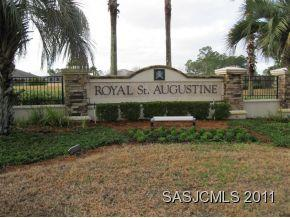 royal st augustine real estate and homes for sale