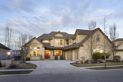Eagle River Waterfront Homes Sale