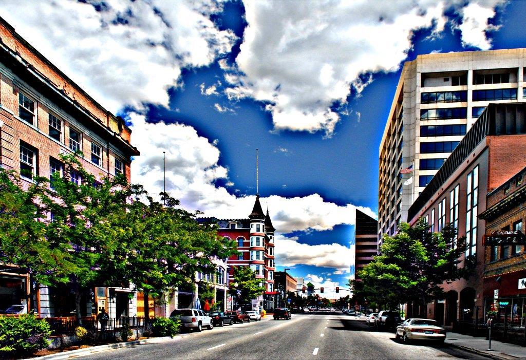 Downtown Boise Condos