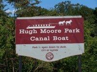 Palmer Township Hugh Moore Park Canal Boat