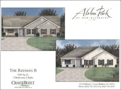 Alston Park Bluffton Real Estate